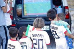 جام جهانی در کرمانشاه