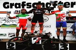 نایب قهرمانی شکری در مسابقات دوچرخه سواری کاپ آلمان