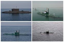 سامانههای بومی دفاع دریایی درمسیر پیشرفت/ جزئیاتی از زیردریاییهای ایرانی