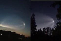 یک موشک روسی از آسمان مسابقات جام جهانی گذشت