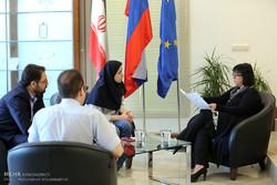 گفتگو با سفیر اسلونی
