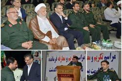 «مجید درویش» به عنوان فرمانده ناحیه مقاومت بسیج پاکدشت معرفی شد