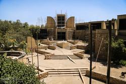 روند بازسازی موزه هنرهای معاصر تهران