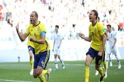 فوز السويد على كوريا الجنوبية بهدف دون رد