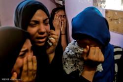 اسرائیلی فوج کی فائرنگ سے فلسطینی جوان شہید