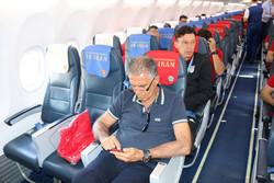 پرواز تیم ملی از مسکو به کازان/ برنامه دیدار با اسپانیا مشخص شد