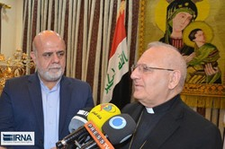 Chaldean patriarch says Iran is source regional stability