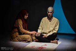 """مسرحية """"اغا محمد خان"""" على خشبة طهران /صور"""