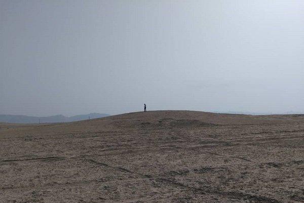 محوطه تاریخی در پس کرانههای خلیج فارس کشف شد