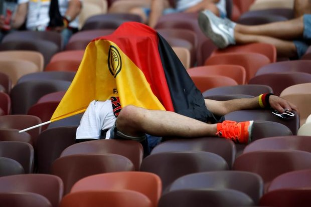 أجمل اللقطات في مبارات ألمانيا والمكسيك