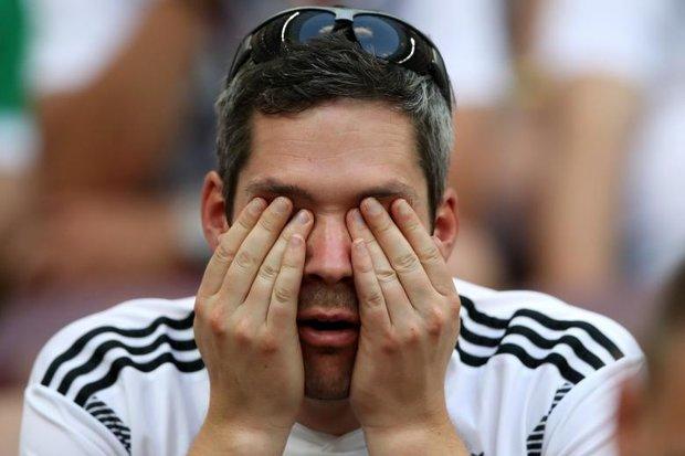 دیدنی های دیدار فوتبال آلمان و مکزیک