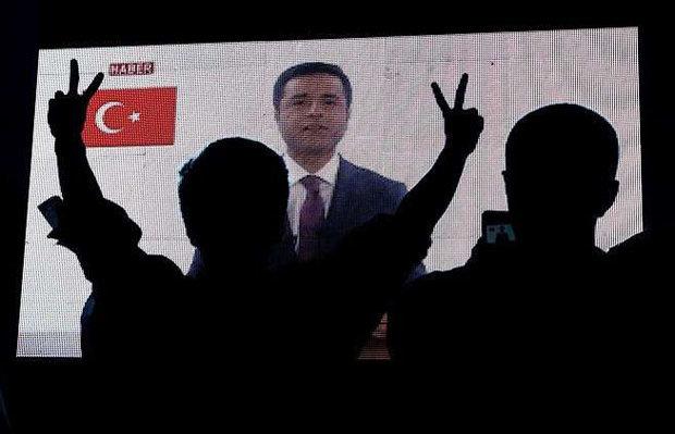 دعاية انتخابية تلفزيونية من داخل السجن لمرشح رئاسي تركي