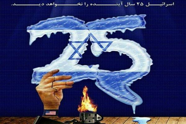 إسرائيل ليست قادرة على مواجهة ايران عسكرياً