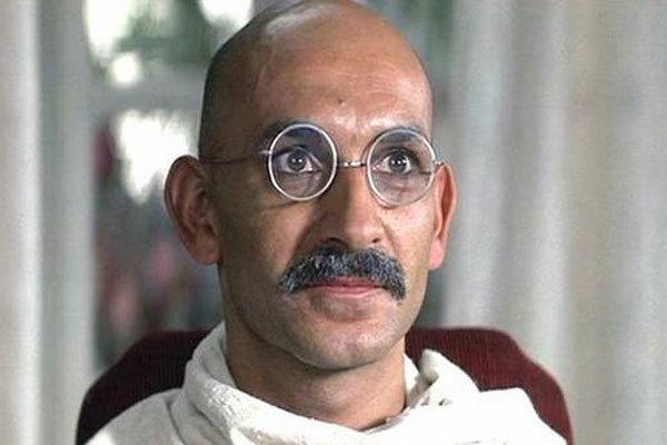 تصویری از فیلم گاندی