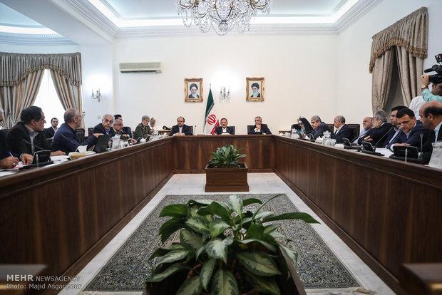 إجتماع قيادة الاقتصاد المقاوم
