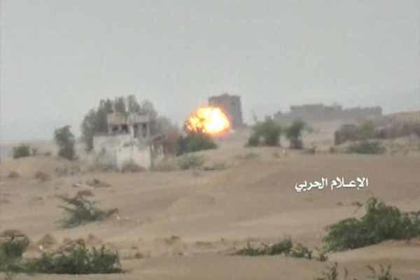 کشته شدن شماری از مزدوران در عملیات یمنی ها