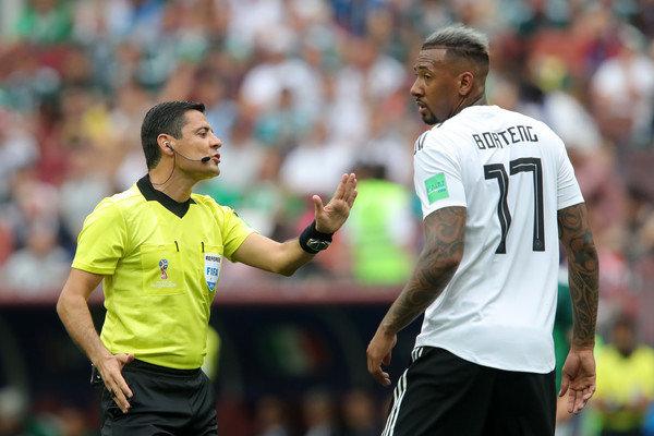 Iran's Faghani atop referees at World Cup