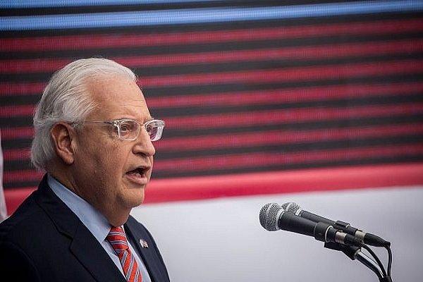 آمریکا در صدد به رسمیت شناختن اشغالگری اسرائیل در کرانه باختری