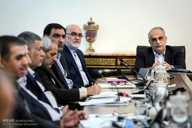 اجتماع لجنة مكافحة الفساد الاقتصادي