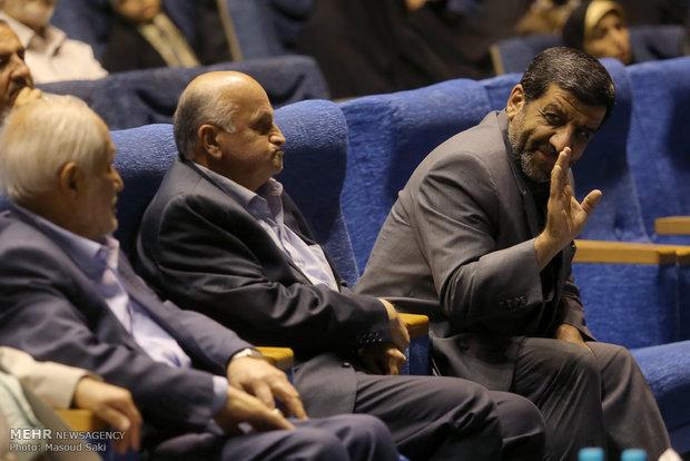 مراسم گرامیداشت حاج احمد قدیریان