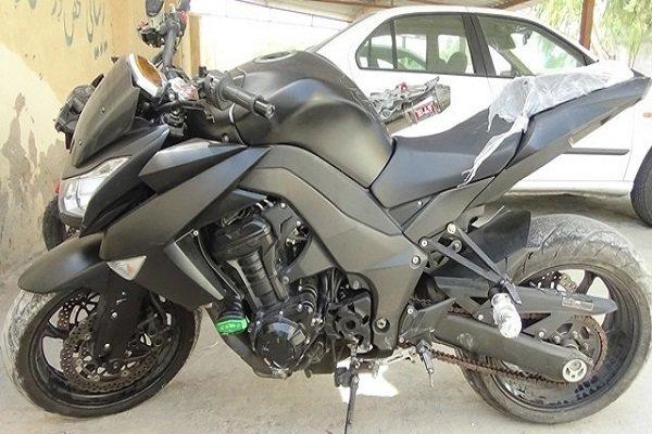 جزای میلیونی فرجام موتور سیکلت قاچاق در قزوین