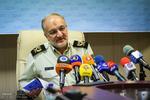 نشست خبری رئیس پلیس مبارزه با مواد مخدر