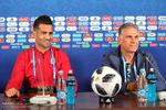 نشست خبری پیش از دیدار روز چهارشنبه برابر اسپانیا
