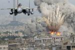 حملات ائتلاف آمریکا به سوریه