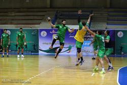 تمارين المنتخب الوطني الايراني لكرة اليد /صور
