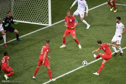 فلم/ برطانوی فٹبال ٹیم نے پانامہ کی فٹبال ٹیم کو 1 کے مقابلے 6 گول سے شکست دیدی