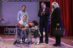 """اعزام """"هانیه"""" به تهران برای ادامه روند درمان"""