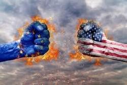 Trade war intensified between US, Europe