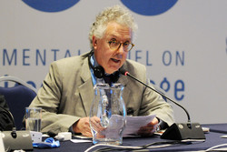 Jonathan Lynn, head of communications and media relations at Intergovernmental Panel on Climate Change (IPCC)