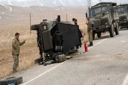 مقتل وجرح جنود في هجوم بشرق تركيا