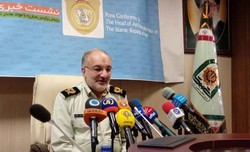 808 tons of drugs found in Iran in a year