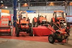 سیزدهمین نمایشگاه تخصصی ادوات کشاورزی در رشت آغاز به کار کرد