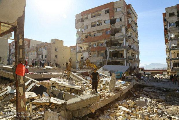زلزلهزدهها در بیم و امید رویارویی با بحران بیآبی و بیبرقی