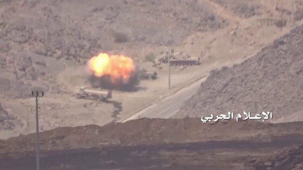 اليمن.. تدمير أكثر من 30 مدرعة وآلية للعدوان السعودي