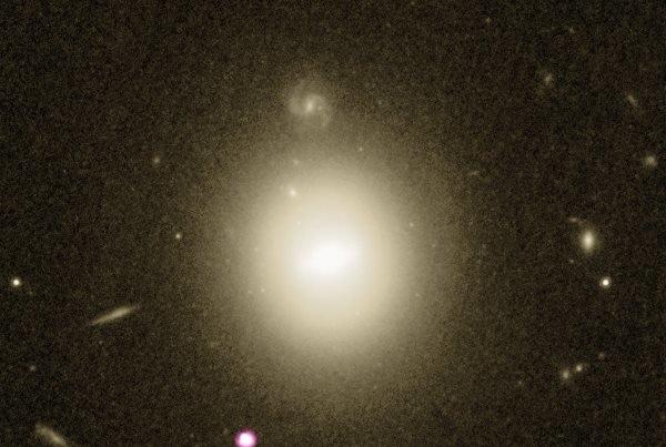شناسایی یک ابر سیاه چاله در قلب کهکشان راه شیری