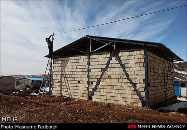 آخرین وضعیت بازسازی مناطق زلزلهزده کوهبنان؛ خانههای ناتمام روی دست مردم/ مستاجران خانهبهدوش ماندهاند