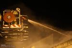 Tahran'daki yangın kontrol altına alındı