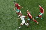 روس میں ورلڈ فٹ بال میچ میں پرتگال نے مراکش کو شکست دیدی