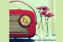 عکس تزئینی رادیو