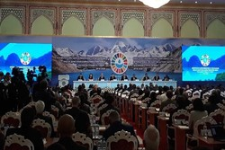 Iran attends intl. water conference in Tajikistan