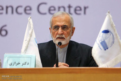 Iran's Kharrazi urges EU to stand up to U.S. pressure