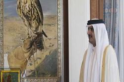 هنیه تلفنی با امیر قطر گفتگو کرد