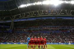 تیم ملی فوتبال ایران و اسپانیا