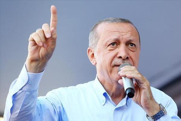 Erdoğan'dan Suriyelilerle ilgili önemli açıklama