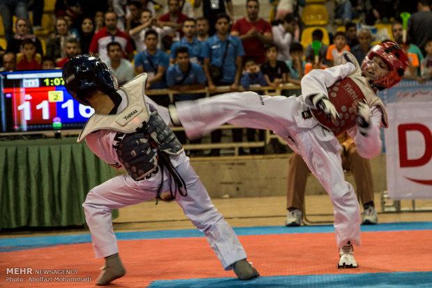تکواندوکار سقزی بر سکوی دوم مسابقات جهانی کرهجنوبی تکیه زد