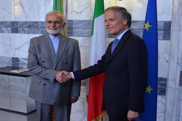 Italy stresses support for JCPOA